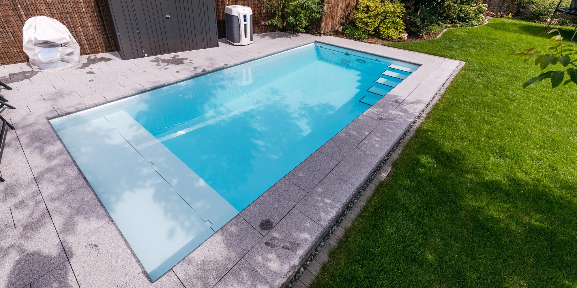 hoogwaardige FPO buitenzwembaden